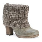 Women's MUK LUKS® Chris Sweater Ankle Boots