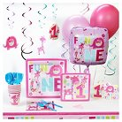 Fun at One Girl Party Kit