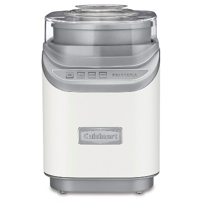 Cuisinart Gelateria Ice Cream Maker - ICE60W