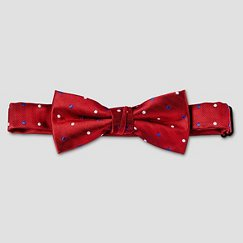 City of London Boys Bow Ties - Red