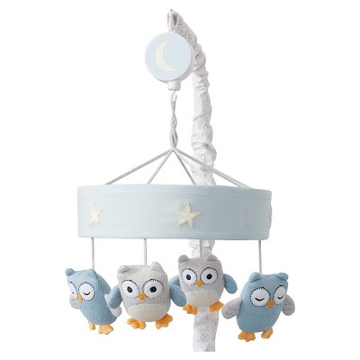 Happi by Dena™ Night Owl Musical Mobile by Lambs & Ivy®