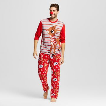Rudolph the Red-Nosed Reindeer : sleepwear, pajamas & robes : Target