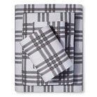 Cotton Flannel Print Sheet Set - Elite Home