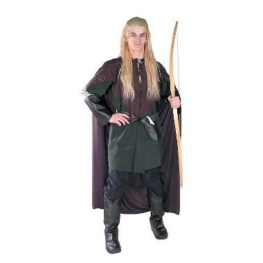 Men's Hobbit Legolas Standard Costume One Size Fits Most, Multi-Colored