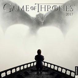 Game of Thrones 2017 Calendar