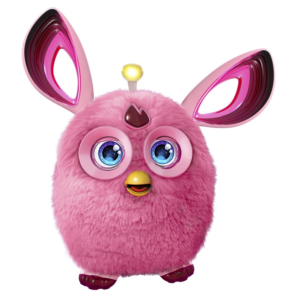 Furby Connect (Pink), Interactive Dolls