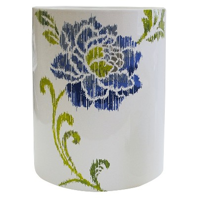 Refresh Wastebasket Blue/Green - Waverly