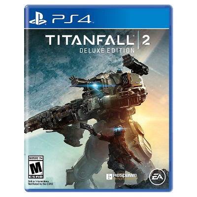 Titanfall 2 Deluxe Edition (PlayStation 4)
