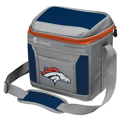 NFL Coleman 9-Can Soft Sided Cooler  -  Denver Broncos