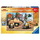 Ravensburger Disney Planes™ Fire & Rescue: Always in Action - 2 x 24 Piece Puzzles in a Box
