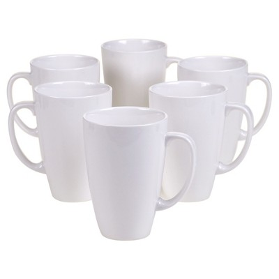 Certified International Ellipse Set of 6 Mug 15 oz.