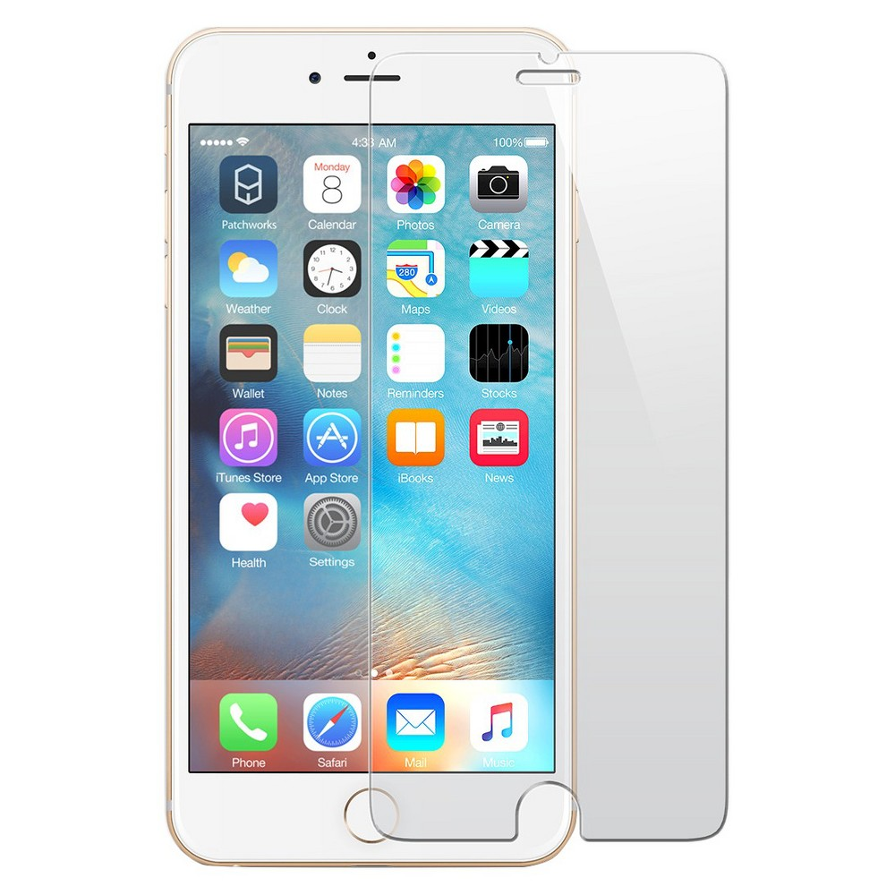 iPhone 6/6s Tempered Glass Screen Protector - Clear
