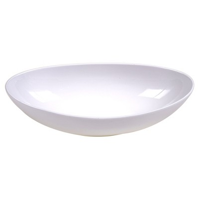 "Certified International Ellipse Centerpiece Bowl 14"" x 7.25"" x 3.75"""