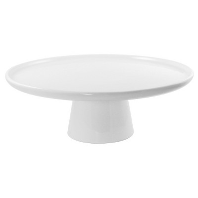 "10 Strawberry Street 4"" Cake Stand Set of 4 - White"