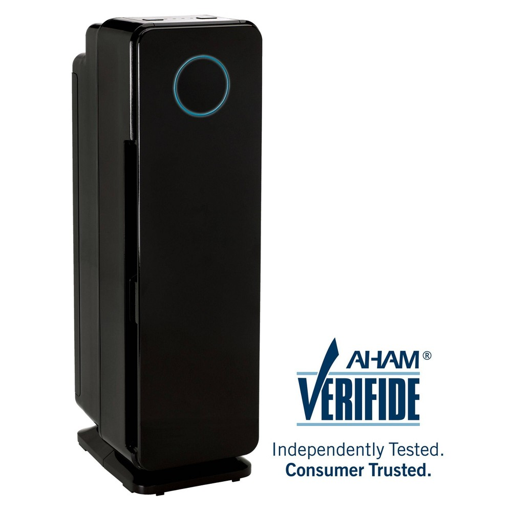 Germ Guardian Pet Pure 3-in-1 True Hepa Air Purifier, Black