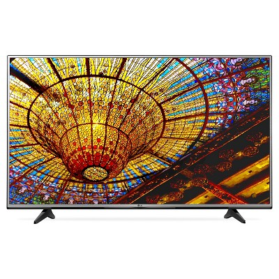 LG 65in Class Flat Panel TV 2160p 120 Hz - Black (65UH615A)