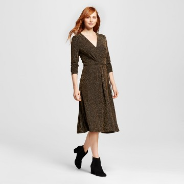 Black Knee Length Dress : Target