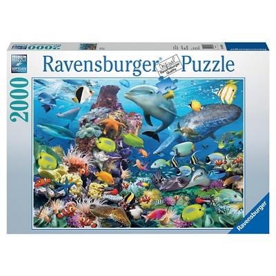 Ravensburger Underwater Puzzle - 2000 Pieces