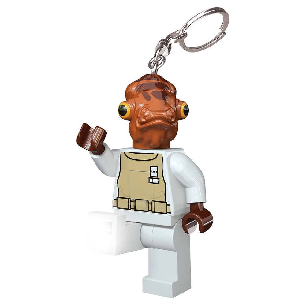 Santoki Star Wars Admiral Ackbar Key Light, Kids Unisex, Size: Small
