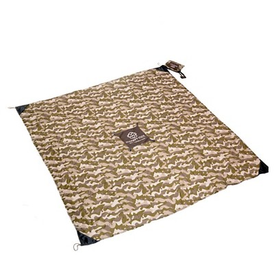 Monkey Mat® Your Ultra Compact Portable Floor - Green Camo