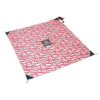 Monkey Mat® Your Ultra Compact Portable Floor - Pink Camo