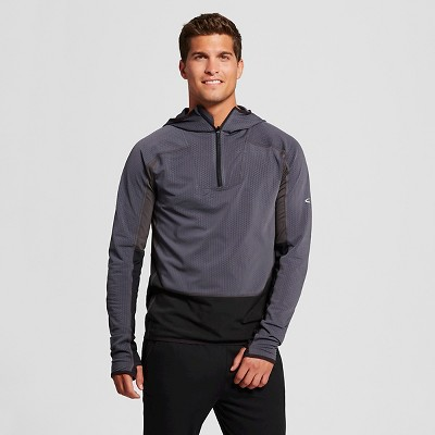 Men's Premium Training Hooded 1/4 Zip - C9 Champion®. Shows more content