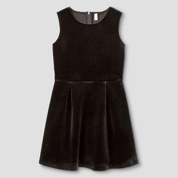 girls velvet party dress : Target