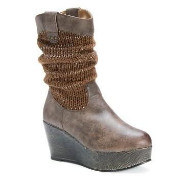 wedge heel boots s shoes target