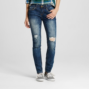 Womens Distressed Jeans : Target