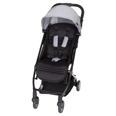 Baby Trend tri-fold mini stroller - pebble