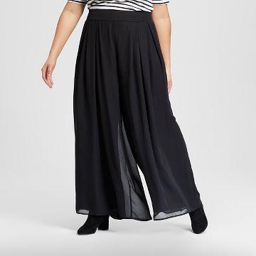 Polyester Wide Leg Pants : Target