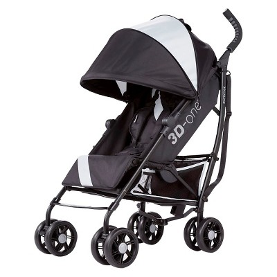Summer Infant 3D One Stroller -Gray