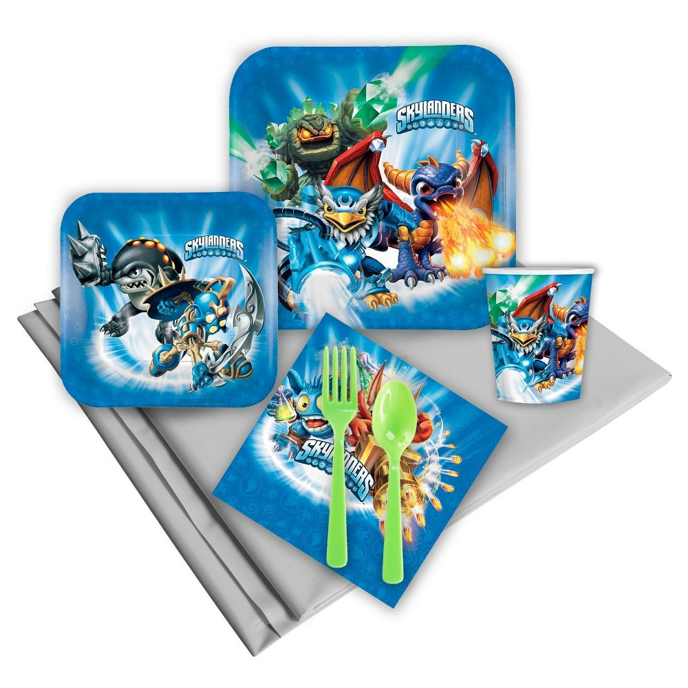 Skylanders Party Pack, Blue Party Pack