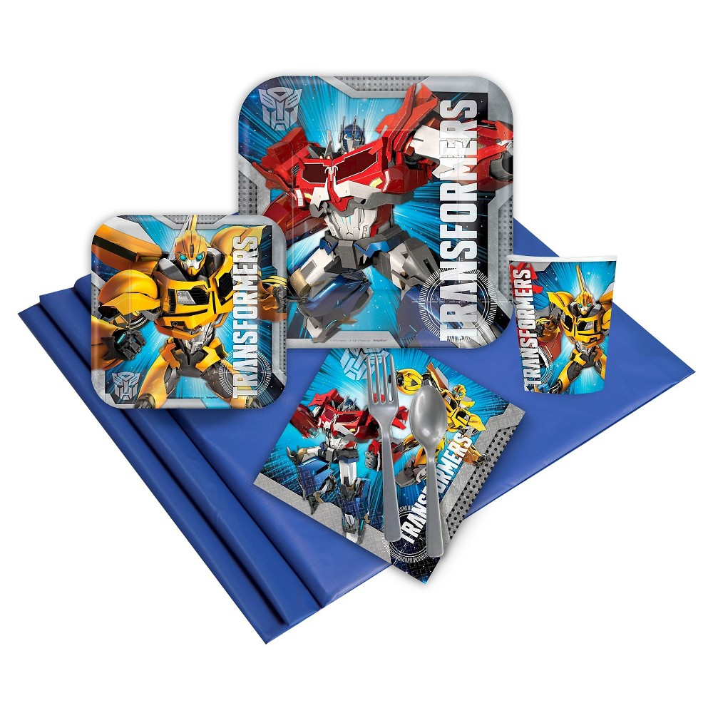Transformers Snack Pack, Multi-Colored