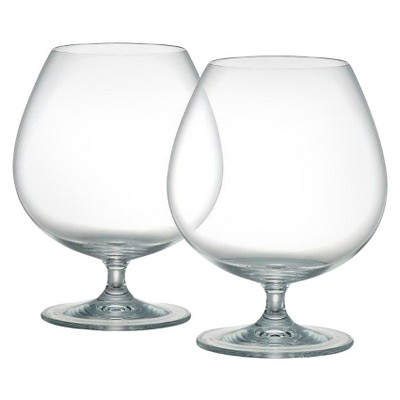 Marquis By Waterford Vintage 2oz Brandy Glasses - Set of 2