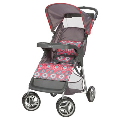 Cosco Lift & Stroll Stroller in Posey Pop