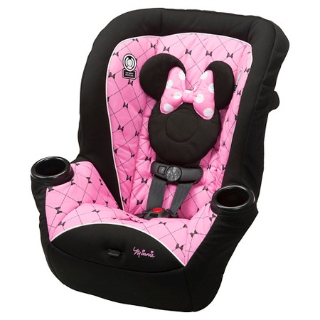 Disney convertible apt 40 minnie mouse silla carro bebe for Silla para coche nino 4 anos