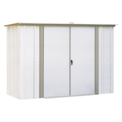 Arrow 8x3 Garden Shed