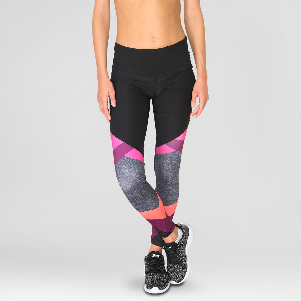 Women's Look Sharp Leggings Warm Combo XL - Rbx, Fiery Coral