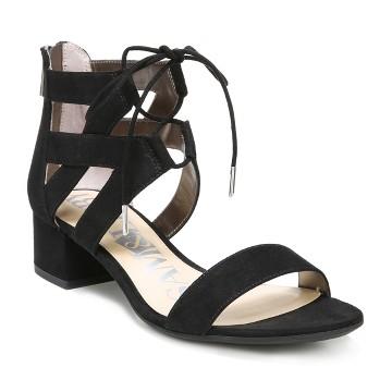 Black Block Heel Sandal : Target