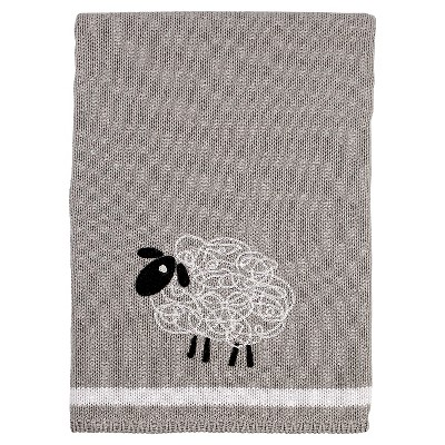NoJo®  Good Night Sheep Baby Blanket