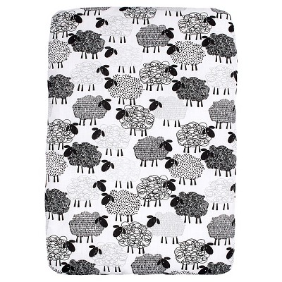 NoJo® Good Night Sheep Baby Crib Sheet