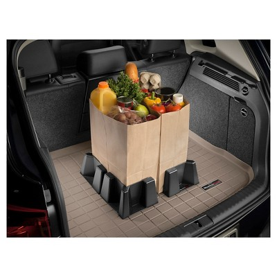 WeatherTech - 16.8 X 11.7 X 5.5 - Trunk Organizer - Black
