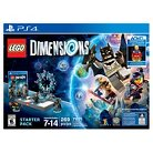 LEGO Dimensions Starter Pack with Supergirl (PlayStation 4)