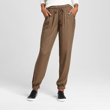 olive green joggers : Target