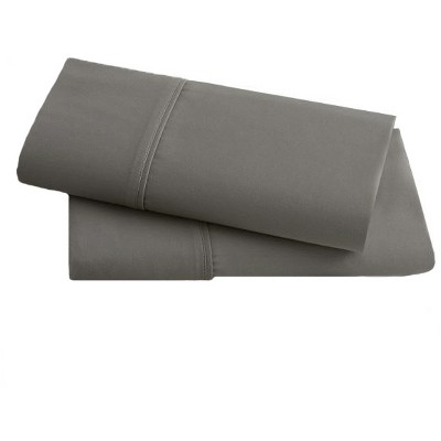 Egyptian Cotton Pillowcase (King) Titanium - Kassatex