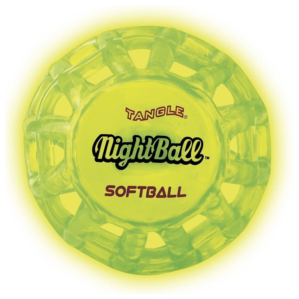 Tangle NightBall Softball, Green