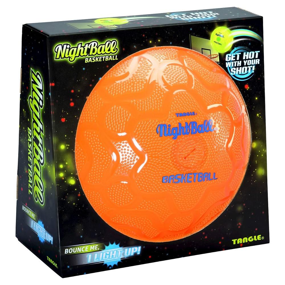 Sports Balls Tangle Orange
