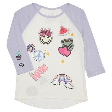 Girls' Love Graphic T-Shirt