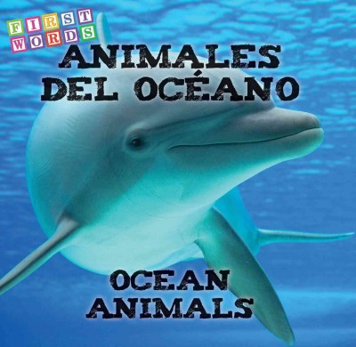 Animales Del Oceano /Ocean Animals (Hardcover)